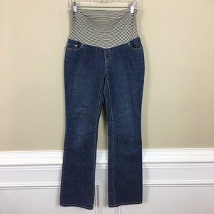 Gap Maternity Jeans 4 R